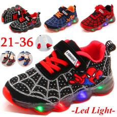 childrenrunningshoe, shoes for kids, Sneakers, led