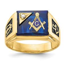 Steel, ringsformen, DIAMOND, Jewelry