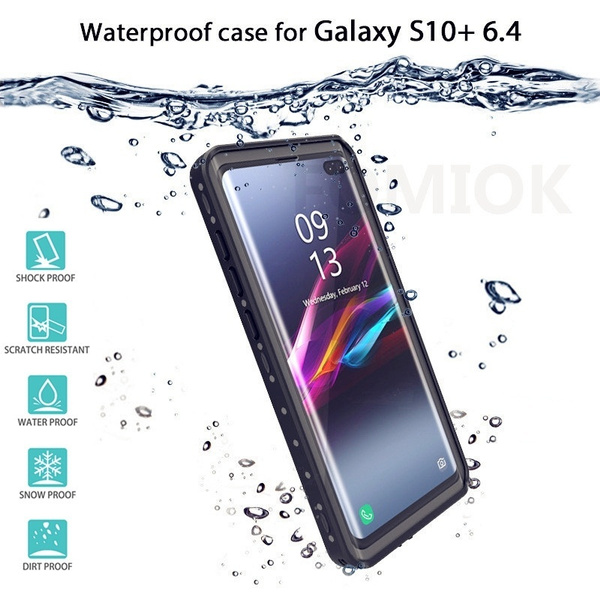 Custodia Impermeabile Galaxy S4 Iphone XS Max XR 7 8 X Custodie