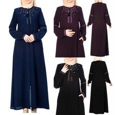 muslim hijab, kaftanabaya, Plus Size, Dress