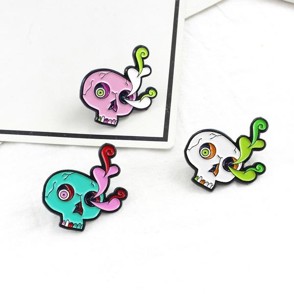Fashion, Skeleton, skull, burst