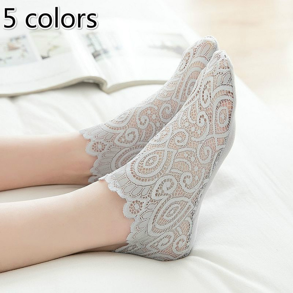 Summer, Fashion, Lace, Ankle