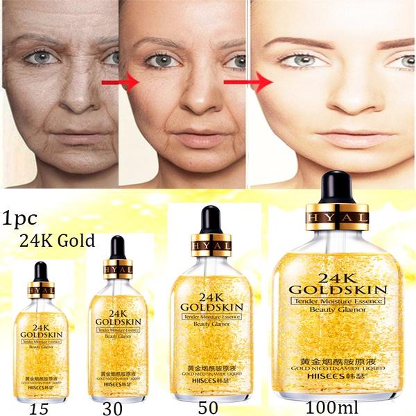 24kgold, Beauty Makeup, Anti-Aging Serum, hyaluronicacid