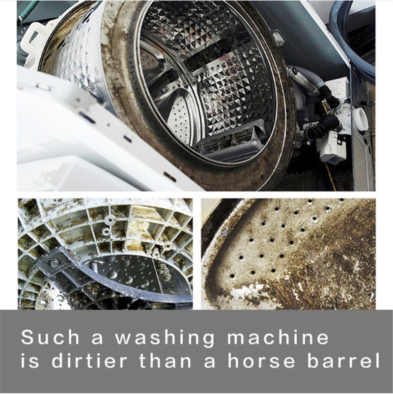 kitchen washing machine cleaner effective decontamination tank cleaning agent 887950745478 ebay. Black Bedroom Furniture Sets. Home Design Ideas