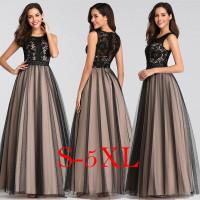 Vestiti Cerimonia Wish.Ever Pretty Womens Elegant Fashion O Neck A Line Evening Party