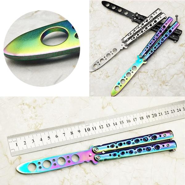 rainbow, Outdoor, Folding Knives, acrobaticknife