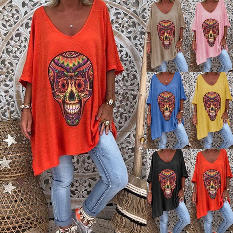 Details about Fashion Women T Shirt Chiffon Tops Sleeveless Loose Blouse Plus Size Summer