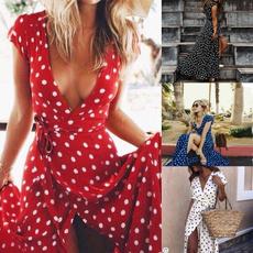 summer dress, pleated dress, Fashion, long dress