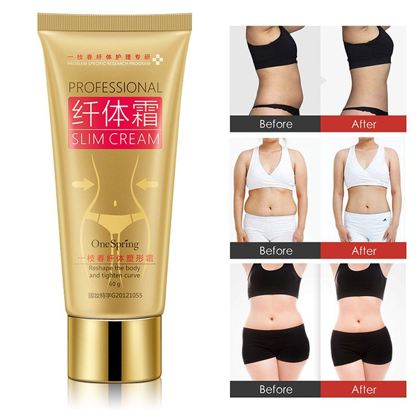 Weight Loss Products Hot Slimming Creams Leg Body Waist Effective Anti Cellulite Fat Burning Cream