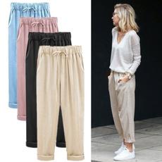harem, Plus Size, Colorful, pants