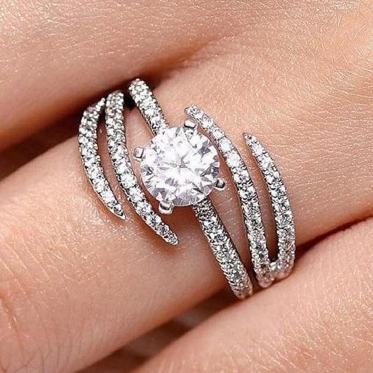 925sterlingsilverjewelry, DIAMOND, Jewelry, Gifts