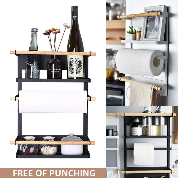 fridgerack, Kitchen & Dining, Metal, Towels