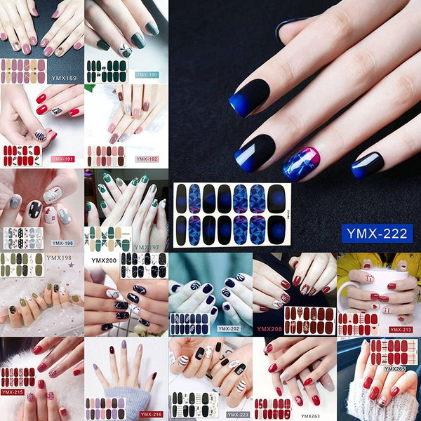 nailwrap, Fashion, Love, Beauty