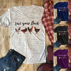 Fashion, Love, Shirt, letter print