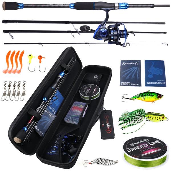 fishingset, spinningreel, fishingrodreel, fishingkit