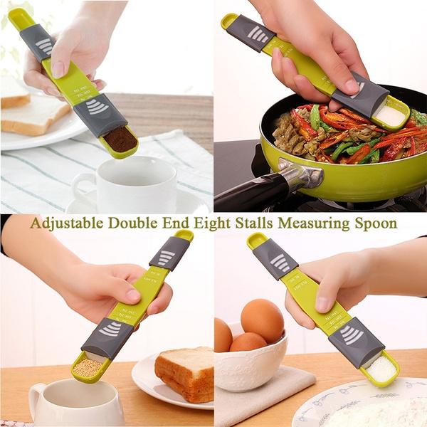 Tilloe Scales Measure Spoon Salt Soup Coffee Power Spoon Kitchen Gadgets Tool /& Gadget Sets