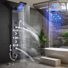 Mixers, Faucets, led, Head