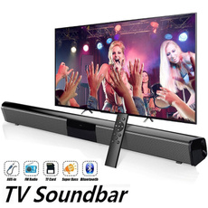 Remote, Wireless Speakers, Bass, soundbar