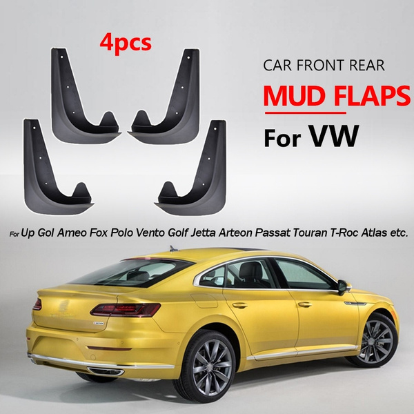 REAR ACCESSORY MUDFLAPS SET FOR VW FOX