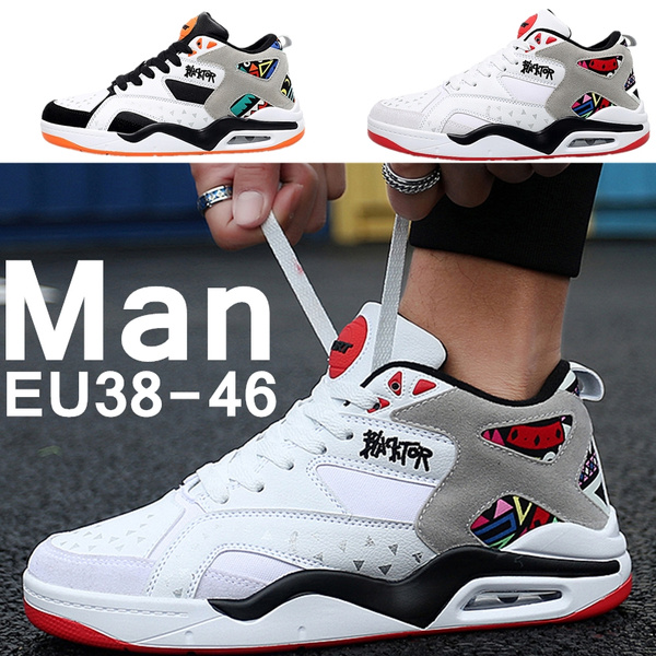502bf6412247 Man High-top Jordan Basketball Shoes Men s Cushioning Light ...