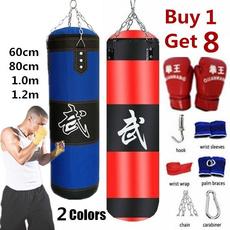 sandbag, boxingbag, Fitness, punchingbag
