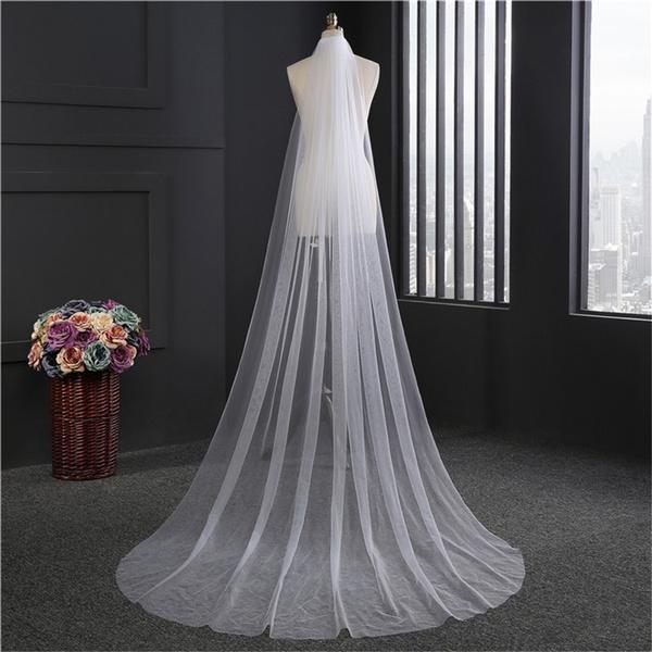 longweddingveil, weddingveil, bridalveil, Wedding Accessories