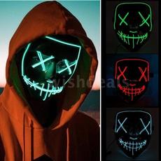 lights, Cosplay, performance, glowmask
