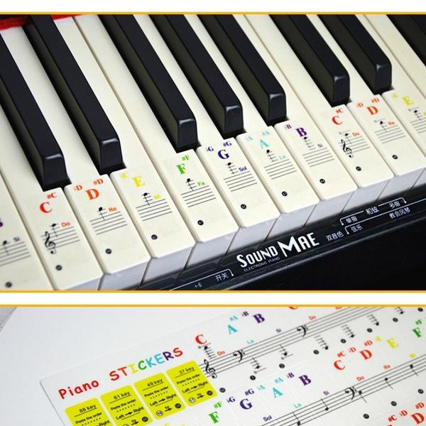 pianosticker, keyboardsticker, Stickers, keysticker