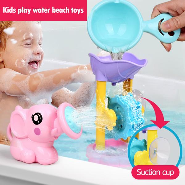 Funny, Bathing, shampoocup, kidsbathingtoy