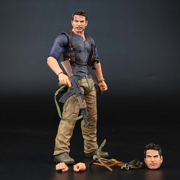 7 Neca Uncharted 4 A Thief S End Nathan Drake Ultimate Edition