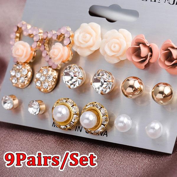 pearl jewelry, Flowers, Jewelry, Gifts
