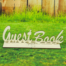 decoration, guestsign, guestbook, Wooden