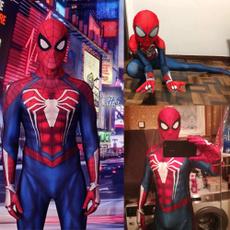 kids, Superhero, spidermancostume, Spandex