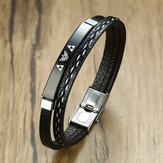 Jewelry, Gifts, charmsbracelet, gold bracelet for men