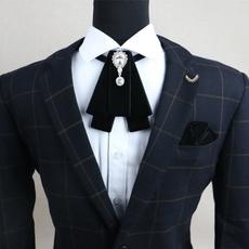 Wedding Tie, bowknot, velvet, Necks
