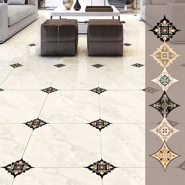 Tile Stickers Living Room Bedroom