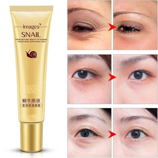 snailcream, eye, eyeskincare, Dark Circles