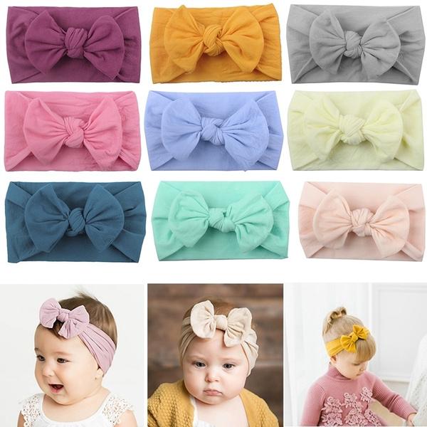 bowknot, Baby Girl, Toddler, headwear