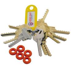 bumpkeyset, Keys, bumpkey