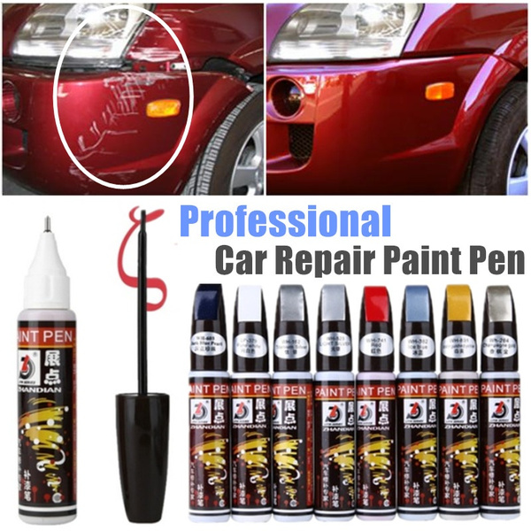 Best Professional Car Auto Coat Scratch Clear Repair Paint Pen Touch Up Waterproof Remover Applicator Practical Tool