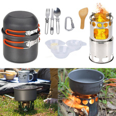 outdoorcooker, Wood, Cooking, Picnic