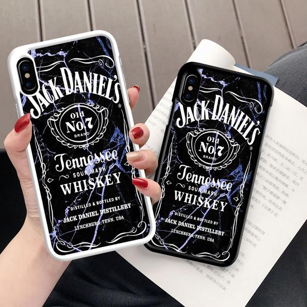coque iphone xs jack daniel