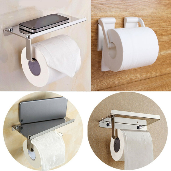 Wall Mounted Bathroom Toilet Paper