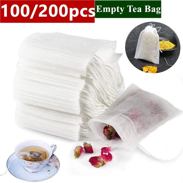 nonwoventeabag, flowerteabag, Tea, Seal