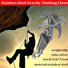 Steel, Outdoor, foldableclimbingclaw, camping