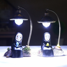 Lighting, miyazaki, led, figure
