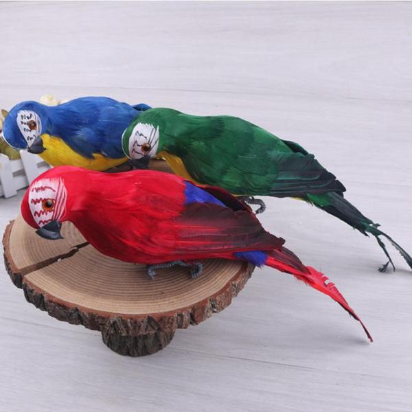 simulationbird, animalmodel, creativebirdfigurine, miniatureparrot