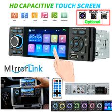 Touch Screen, Cars, Car Electronics, 1dincarplayer