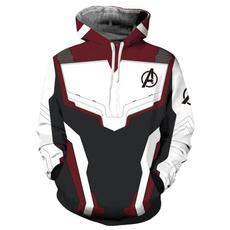 3D hoodies, Casual Hoodie, Superhero, avenger
