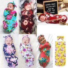 Algodón, Floral print, Bolsas, newbornbaby
